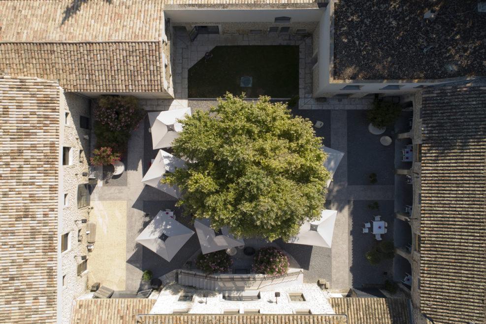 Un domaine de mariage au cœur de la Provence