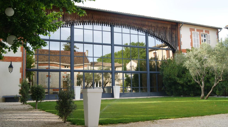Plusieurs espaces et plusieurs ambiances au Domaine du Trusquin !
